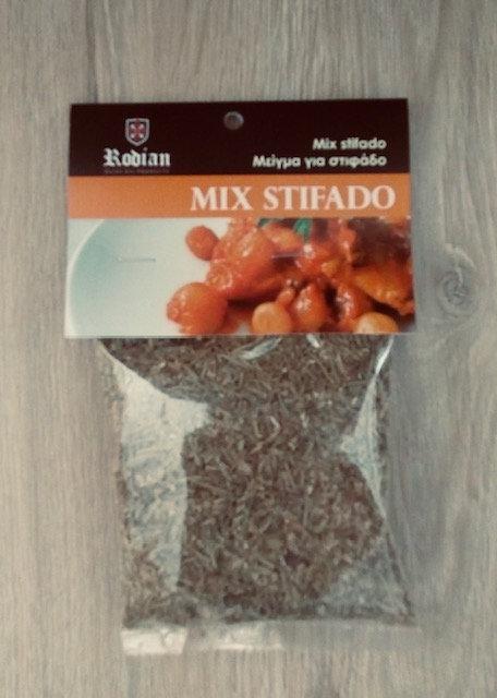 Mix voor Stifado