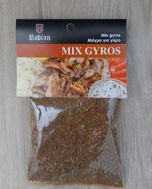 Mix voor Gyros