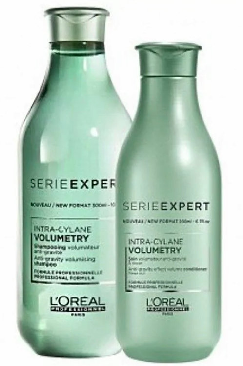 L'Oreal Professional Serie Expert Volumetry Shampoo 300ml & Conditioner 200ml