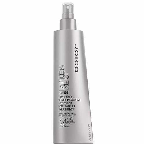 JOICO JOIFIX MEDIUM 06 STYLING & FINISHING SPRAY 300ML NEW PACKAGING