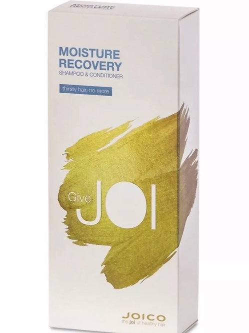 JOICO Moisture Recovery Shampoo Conditioner DUO - 300ml Each