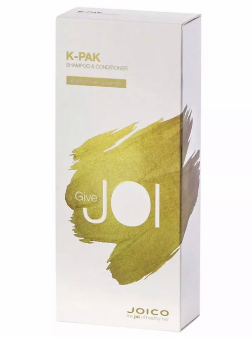 Joico K-Pak Shampoo & Conditioner 300ml Repair Damage Duo Gift Pack