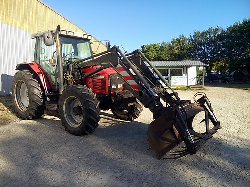 MASSEY 6255 CHARGEUR
