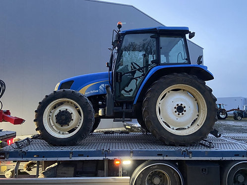 NEW HOLLAND TLA 90