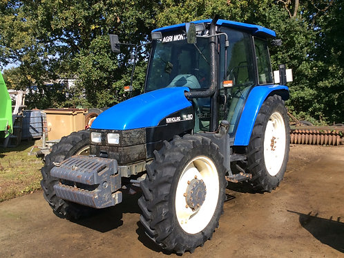 NEW HOLLAND TL 90 1ère Main