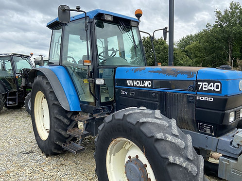 NEW HOLLAND 7840 1ère main