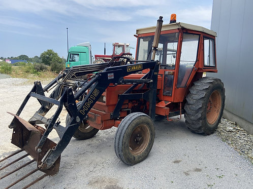 RENAULT 751 2RM + CHARGEUR