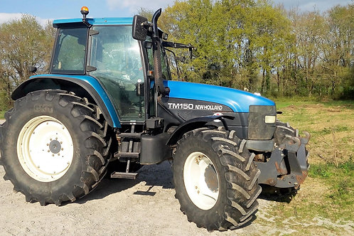 NEW HOLLAND TM 150  SUPERSTEER
