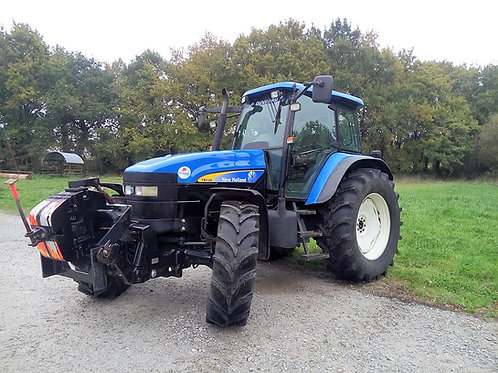 NEW HOLLAND TM 120  1ère Main