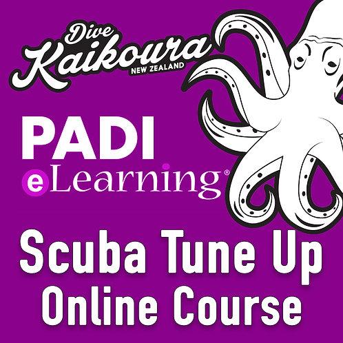 PADI Scuba Tune Up Online Training