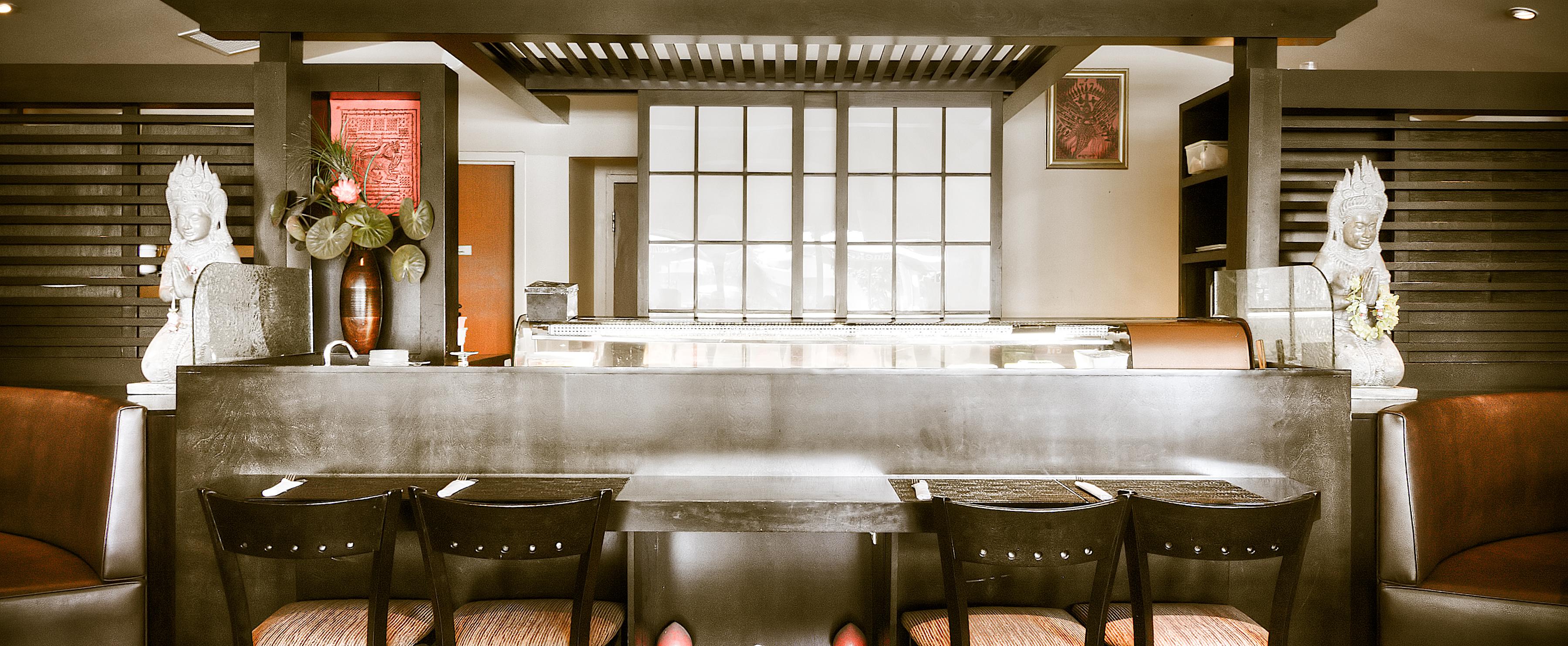 Le bar à sushis