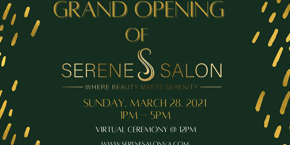 4pm GRAND OPENING CEREMONY