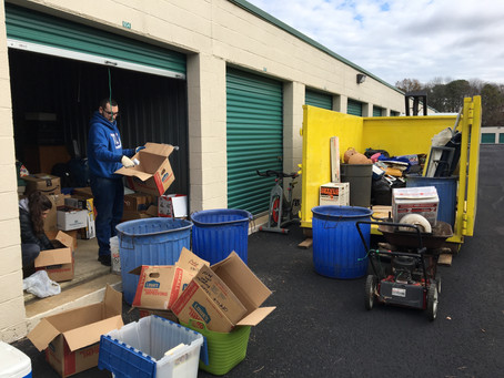 Our Watchung Customer Needed Storage Unit Help