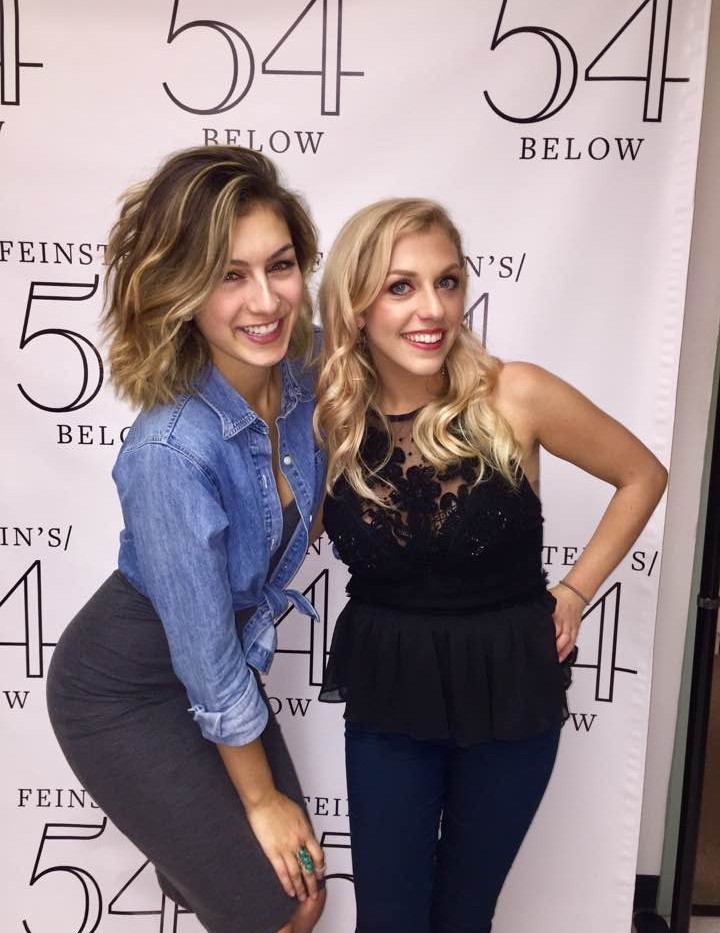 Actor Therapy at 54 Below - Backstage