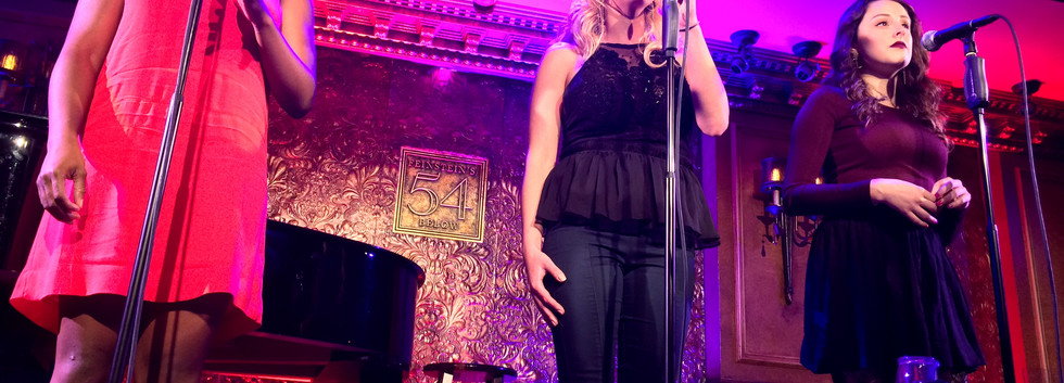 Actor Therapy at 54 Below