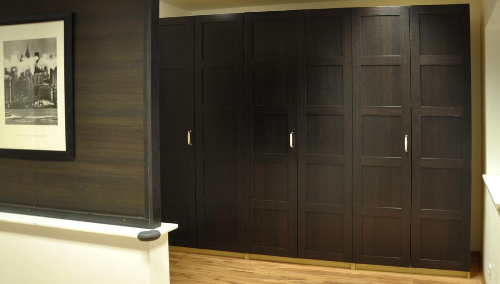 Foyer, Garderobe