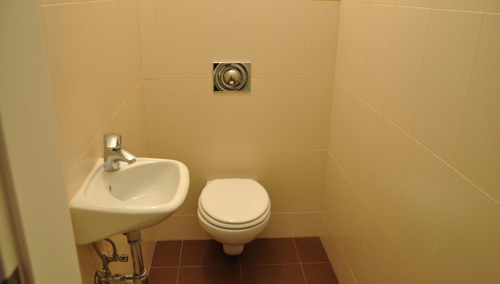 WC Obergeschoß