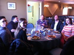 Lunch with the Wilkie Lab