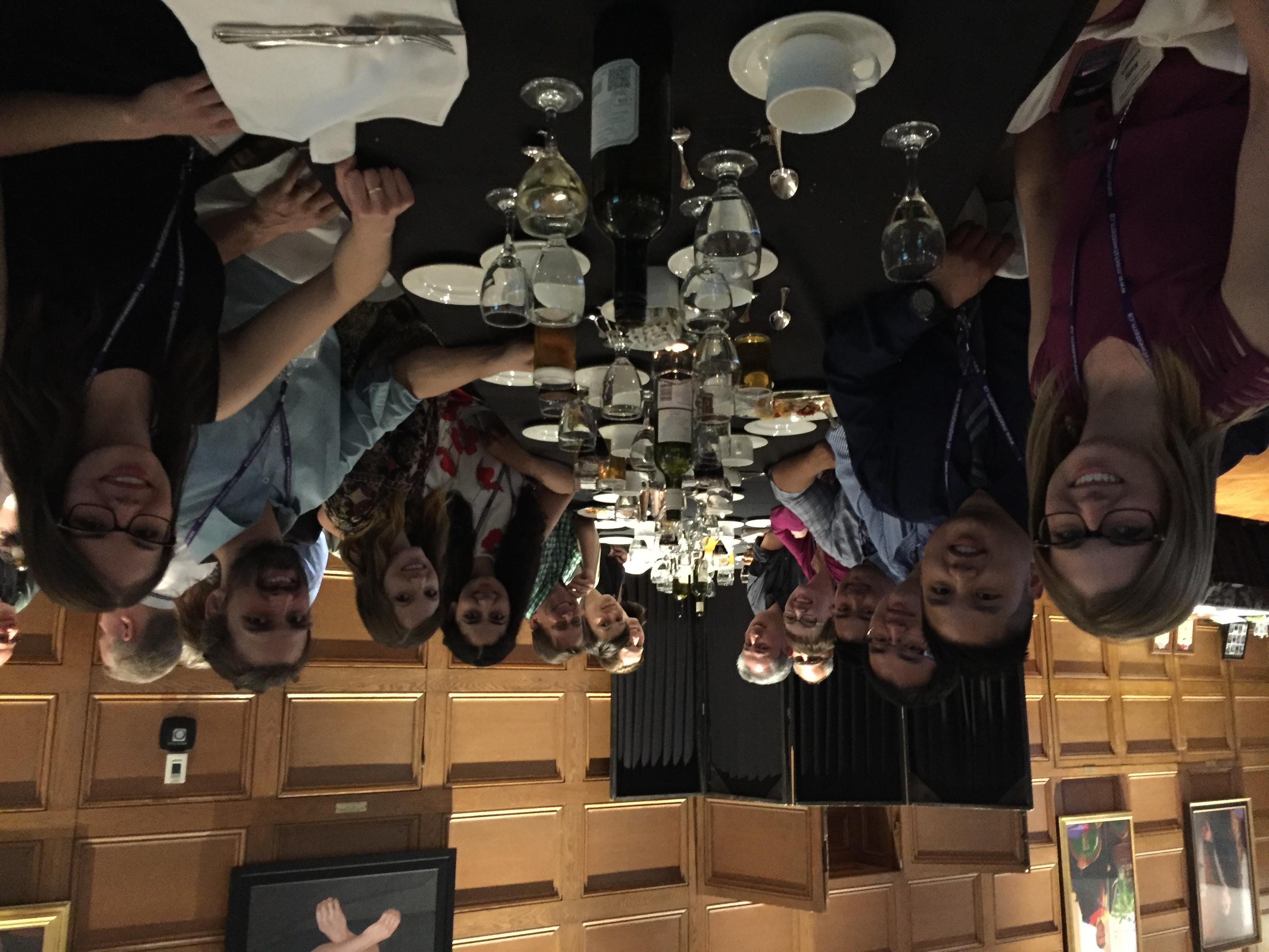 CSZ 2016 Banquette