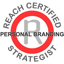 Reach Certified Personal Brand Strategist Logo