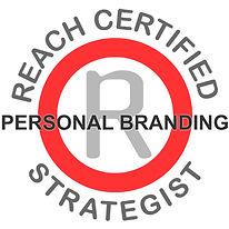 Reach Certified Personal Brand Strategist Logo