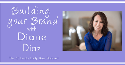 Lady Boss Podcast interview with Diane Diaz