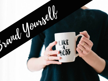 The 3 C's to Brand Yourself (Like a Boss!)