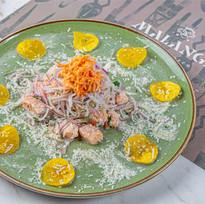 Entradas en restaurante laureles Malanga del trópico