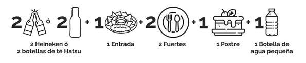 Opciones Medellín gourmet Rocoto.JPG