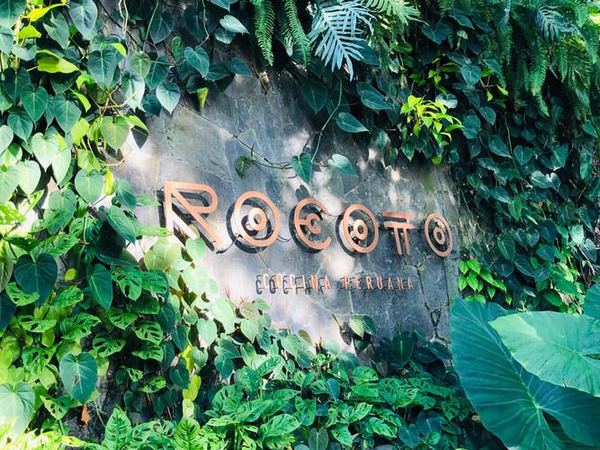 Logo Rocoto cocina peruana