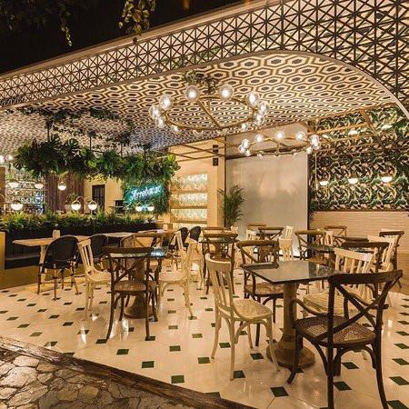 Restaurante Malanga del trópico