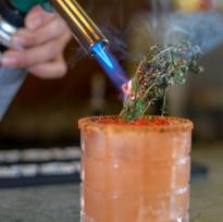 los mejores cócteles del restaurante Malanga del trópico