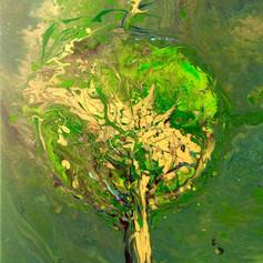 Tree of Wonders 50x60 cm