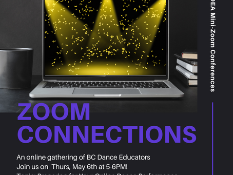 NEXT ZOOM CONNECTIONS MEETING
