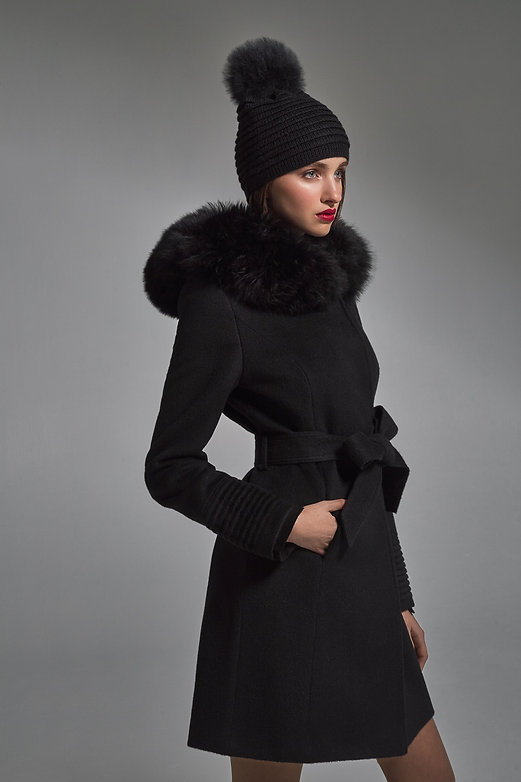 SENTALER_Mid_Length_Wrap_Coat_with_Fur_H