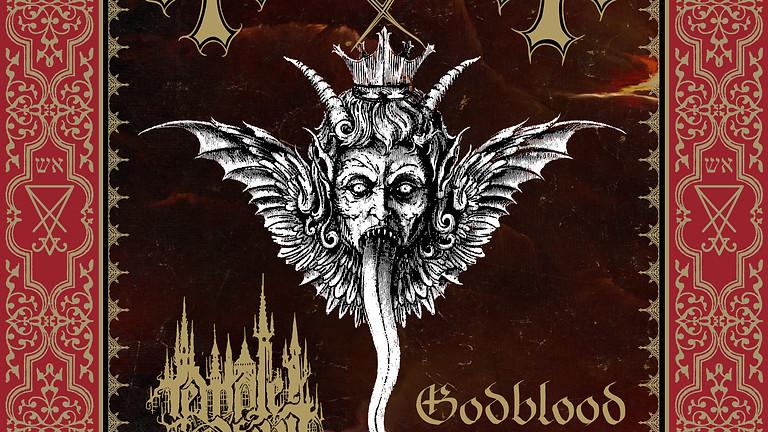 Mayhem live in Cyprus - w/ Temple of Evil, Godblood