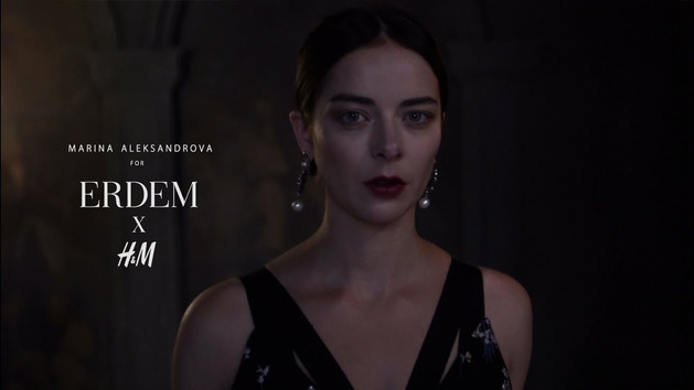 VIDEO: ERDEM X H&M