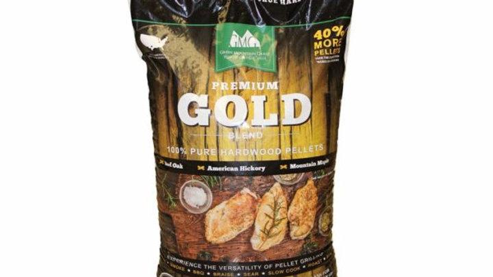 28lb GMG Gold Blend Pellets