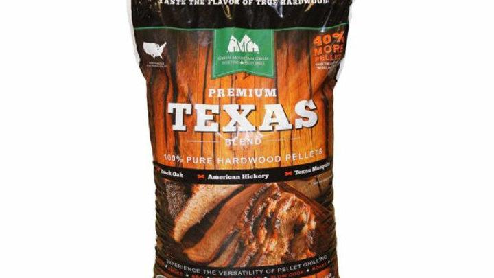28lb GMG Texas Blend Pellets