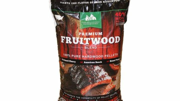 28lb GMG Fruitwood Blend Pellets