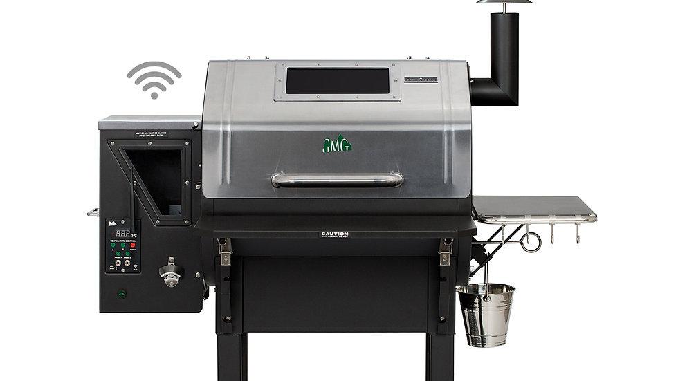 Daniel Boone Prime Plus WiFi - Stainless