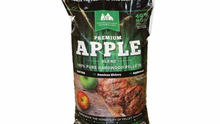 28lb GMG Apple Blend Pellets