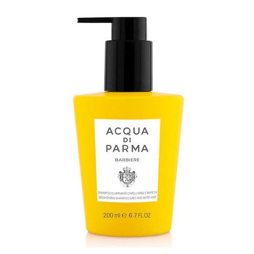 Acqua di Parma Shampoo illuminante capelli grigi e bianchi - Profumo Sabaudia
