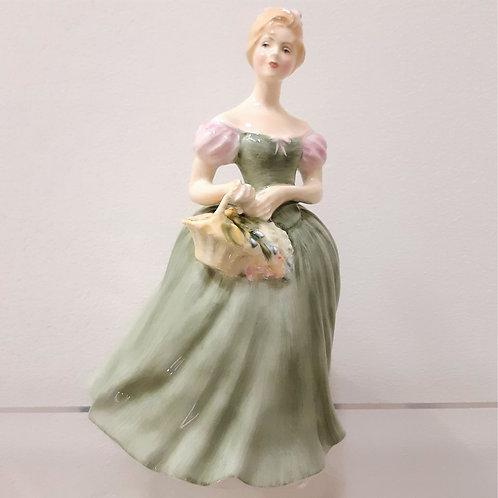 Clarissa 1967 Royal Doulton figurine - Galleria Papier antiquariato
