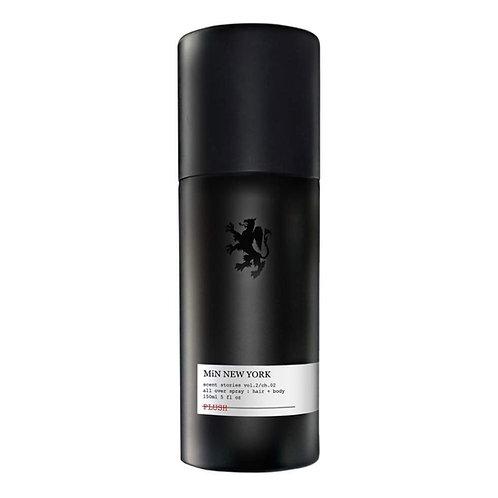 Min New York Plush - Hair and Body Spray - Profumo Sabaudia