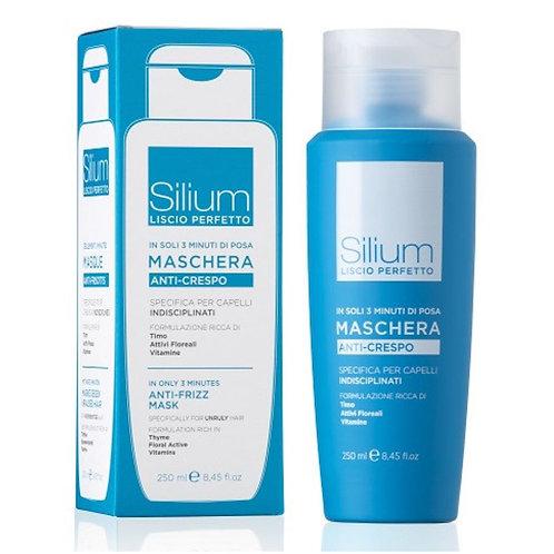 Silium Liscio Perfetto Maschera Anti-Crespo 250 ml - Profumo Profumeria Artistica Sabaudia