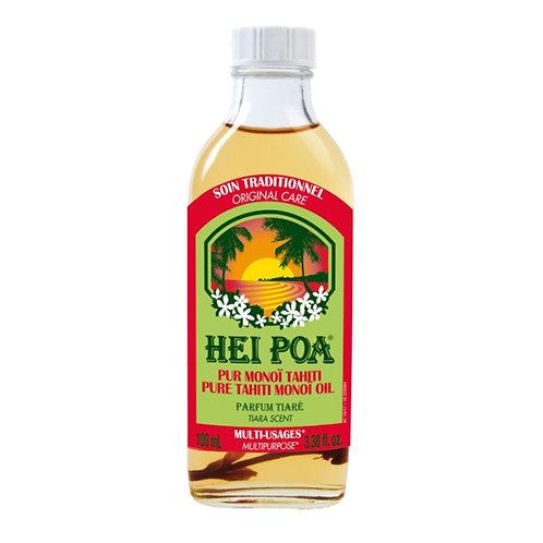 Hei Poa - Puro Monoi di Tahiti - Profumo Tiaré