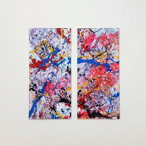 Valter Carturan - Dittico 2019 - Exclusive Galleria Papier