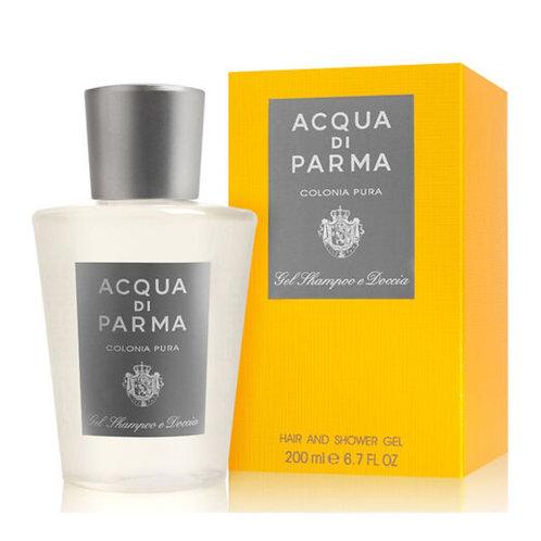Acqua di Parma Colonia Pura Gel Shampoo/Doccia - Profumo Sabaudia