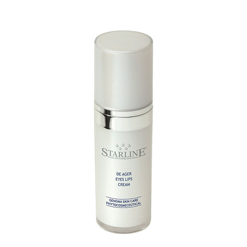 Starline Phytocosmeceutical De Ager Eyes Lips Cream 30 ml - Profumo Profumeria Artistica Sabaudia
